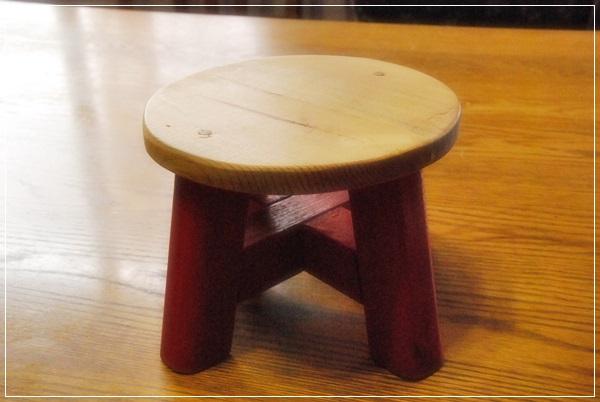 ミニテーブル(花台?)
