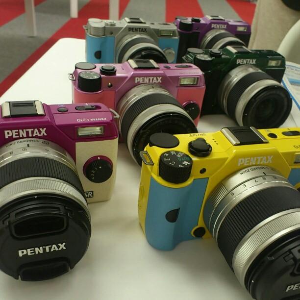 スイーツカメラお茶女子会