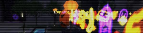 【夜長の風物】