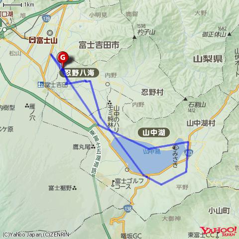 20131013河口湖山中湖2