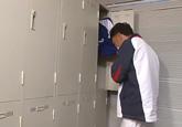 ゲイ動画:[男のプリケツ] 部活後コーチがロッカーで。秘密がバレた時... !! 好帥哥