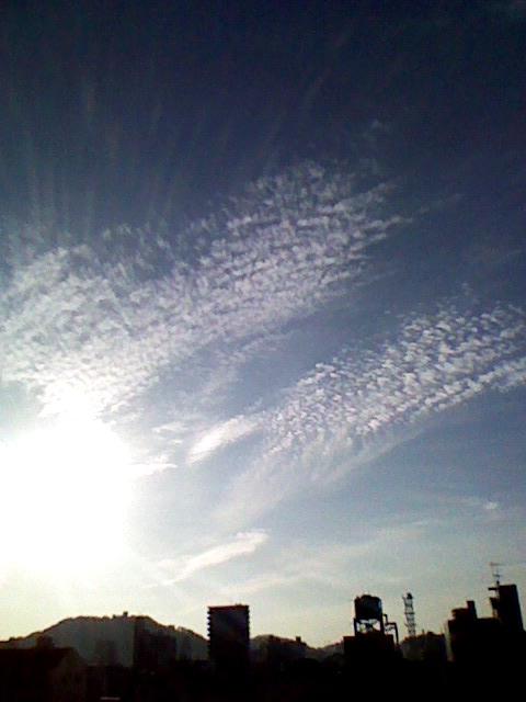 ミーマが見た空と雲2