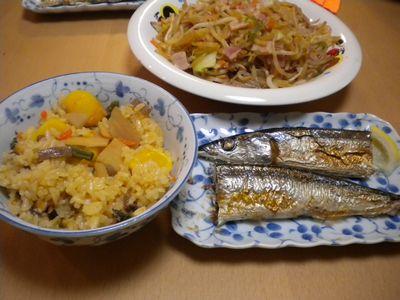 12_晩御飯