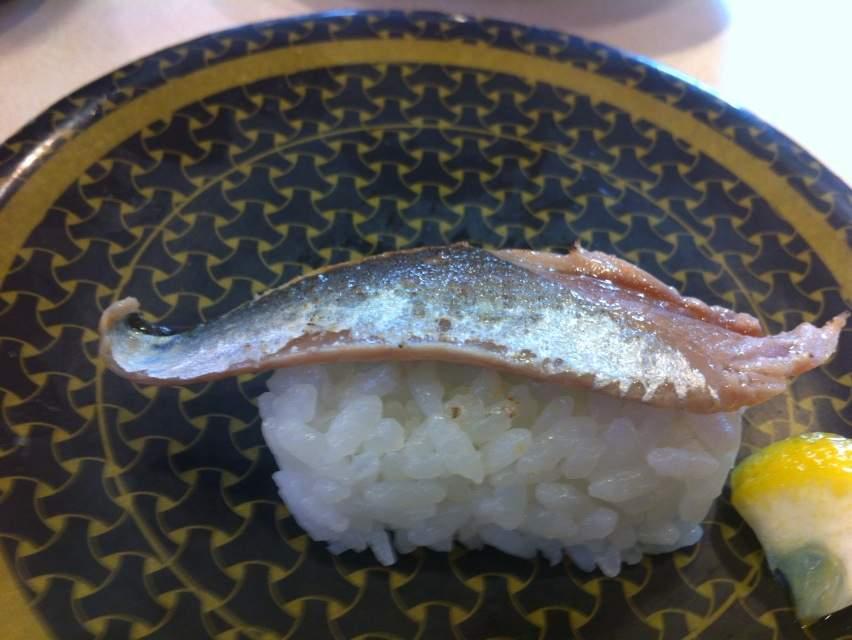 201410はま寿司サンマ