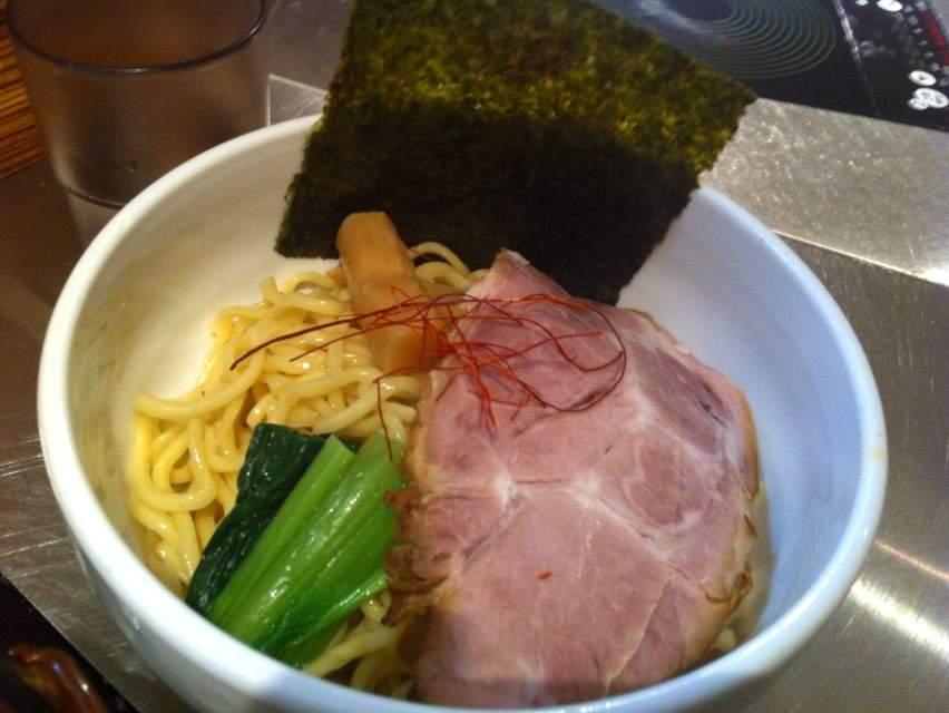 ごめんつけ麺1