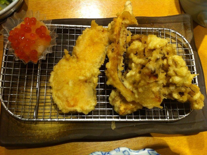 天喜代天ぷら2
