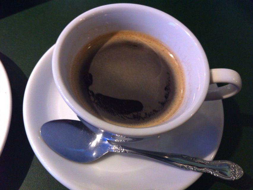 ラ・パットーラコーヒー1