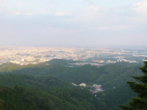 高尾山から1