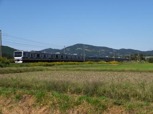 常磐線 E531