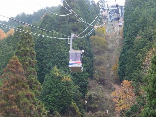 比叡山ロープウェイー