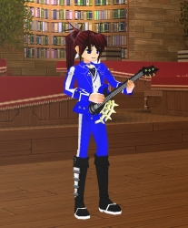 当たりのギター