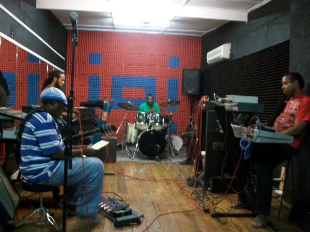 jamaica reggae ruff cut band
