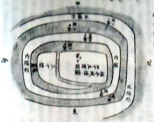 福平城絵図①