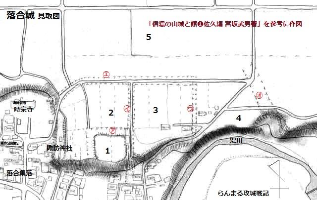 落合城(佐久市)