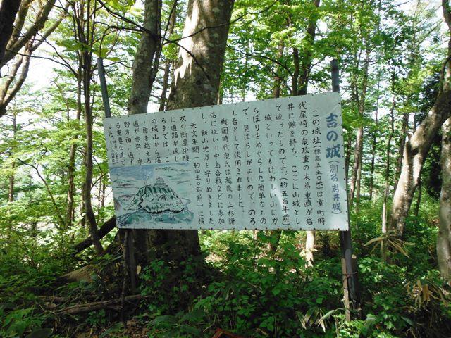 岩井城(中野市) (69)