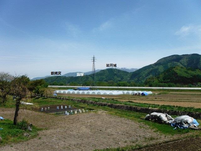 岩井城(中野市) (101)