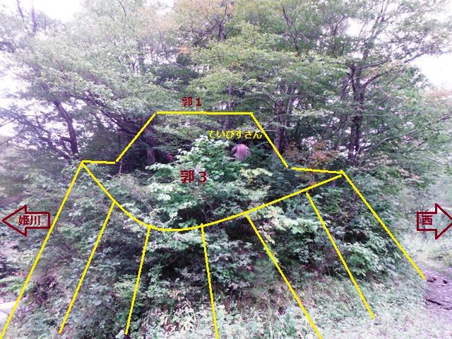 青鬼の城峯・西通山城201409 (92)