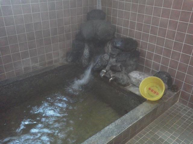 リゾートハウス千曲の内湯・温泉です!