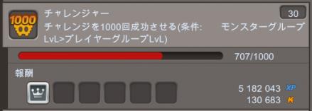 チャレンジャー701