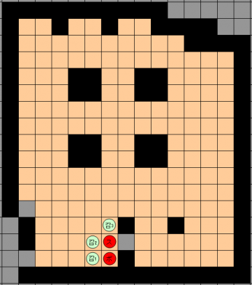 サカイ戦配置図1