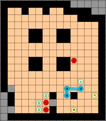 サカイ戦配置図3