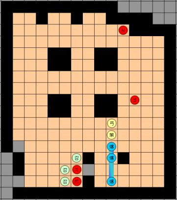 サカイ戦配置図1.5