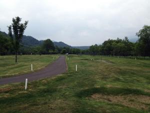 層雲峡パークゴルフ場