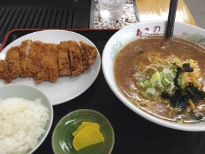 カツラーメン(別皿)