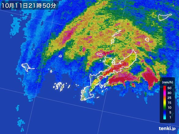 large台風19号
