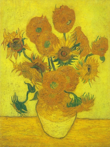 09Vincent van Gogh Sunflowers 1888 (359x480)