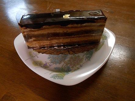 オペラ ケーキ
