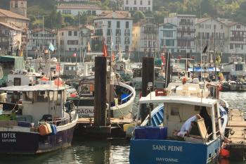 バスク地方 サン・ジャン・ド・リュズ2195