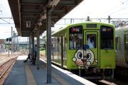 田川後藤寺行き(直方駅)
