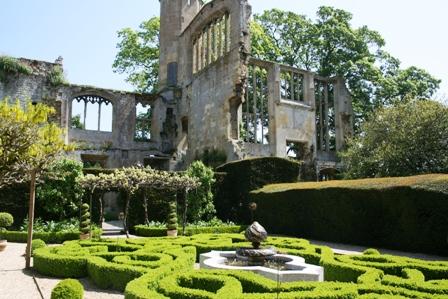 シュードリー池庭園