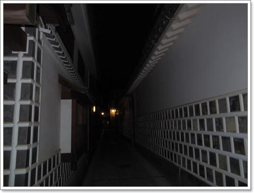 夜の美観地区IMGP1588-20141102