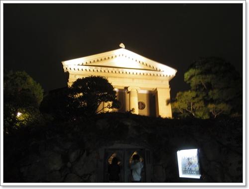 夜の美観地区IMGP1595-20141102
