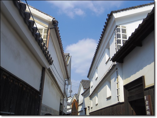 倉敷の街並みIMGP1645-20141107