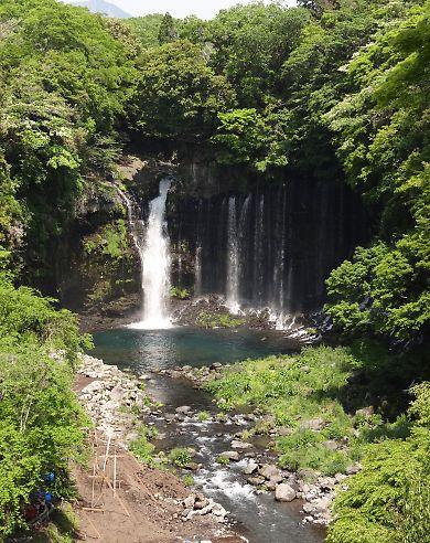 白糸の滝画像-1