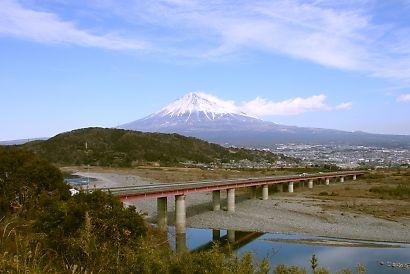 富士山を麓-4