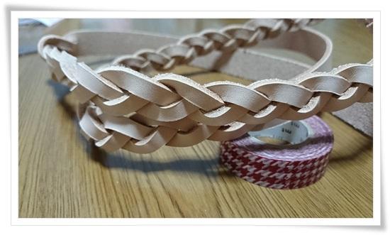 三つ編みリード