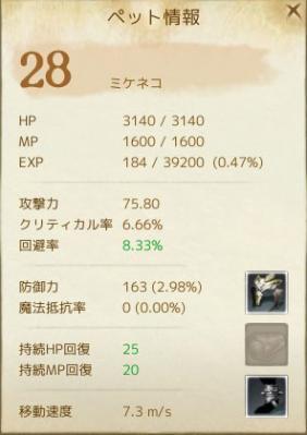 20130811ネコレベルアップ