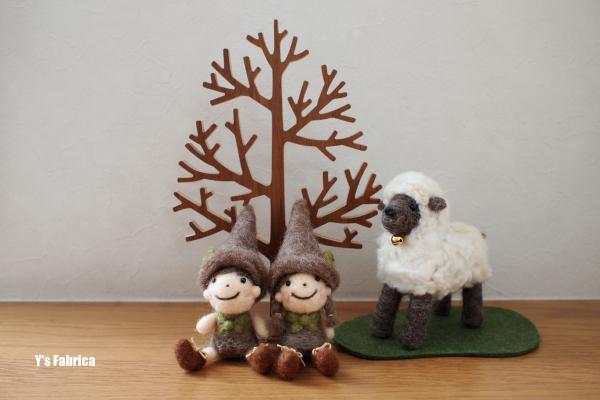 羊さんと・・・