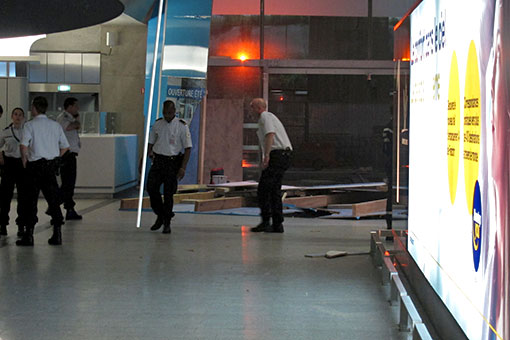 シャルル・ド・ゴール空港ターミナル1