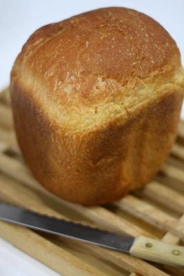 カリッと食パン