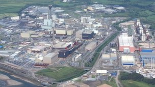 Sellafield Thorp site to close in 2018