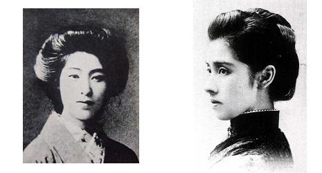 伊藤博文の妻