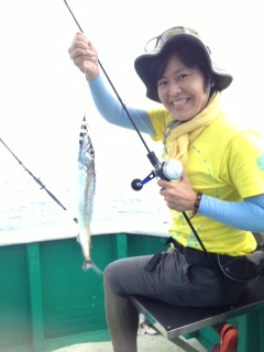 ヨロリ釣る