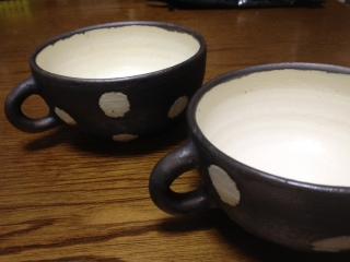 耐熱スープカップ