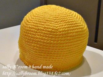 131015 ゆずマン帽子04