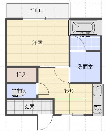 上村ビル間取2
